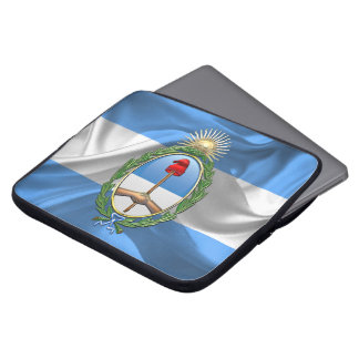 Argentina Coat of arms Laptop Sleeves