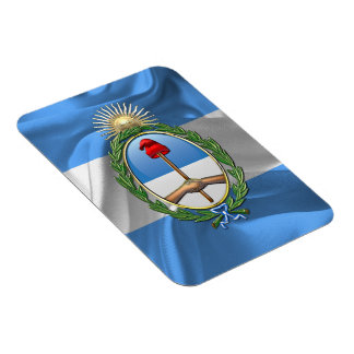 Argentina Coat of arms Magnet