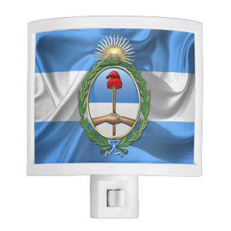 Argentina Coat of arms Night Lights