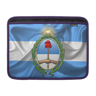 Argentina Coat of arms Sleeve For MacBook Air