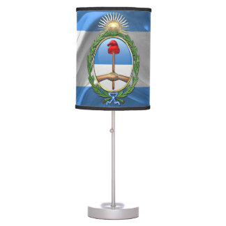 Argentina Coat of arms Table Lamp