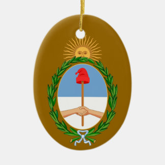 ARGENTINA*- Custom Christmas Ornament