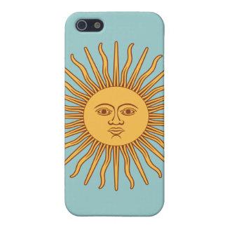 """Argentina """"Del Sol"""" iPhone 5/5S Case"""