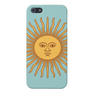 "Argentina ""Del Sol"" iPhone 5 Cover"