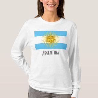 Argentina Flag, Argentina T-Shirt