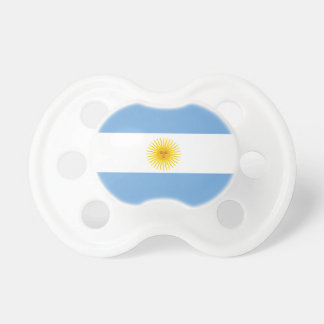 Argentina Flag Baby Pacifiers