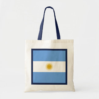 Argentina Flag Bag