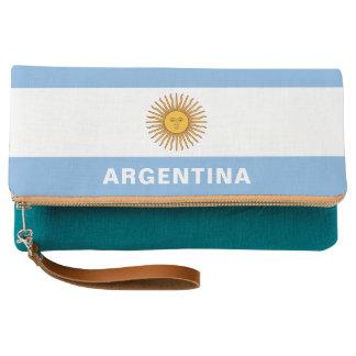 Argentina Flag Clutch
