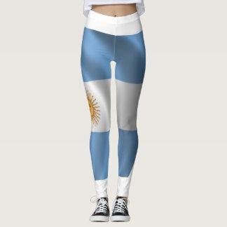 Argentina flag custom leggings