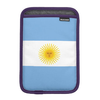 Argentina Flag iPad Mini Sleeve