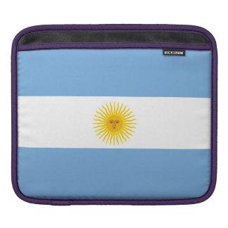 Argentina Flag iPad Sleeve
