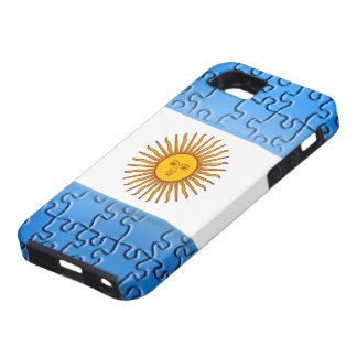 Argentina Flag iPhone 5 Cases
