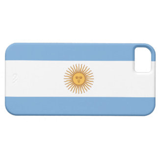 Argentina Flag iPhone 5 Cover