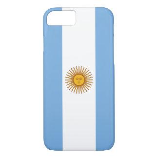 Argentina Flag iPhone Case