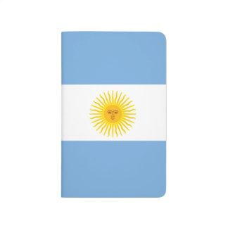 Argentina Flag Journals