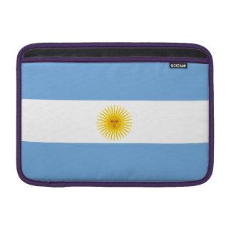 Argentina Flag MacBook Sleeve