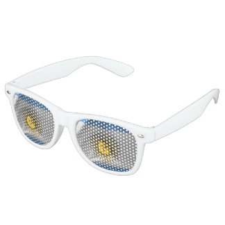 Argentina flag party sunglasses
