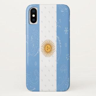 Argentina Flag Phone Case