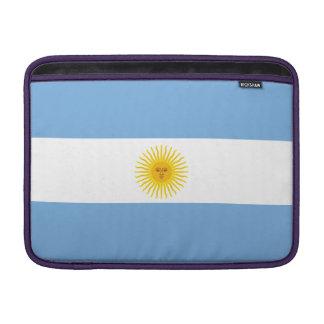 Argentina Flag Sleeve For MacBook Air