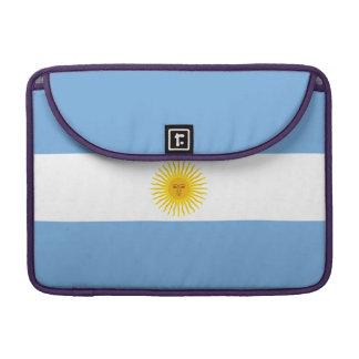 Argentina Flag Sleeve For MacBooks