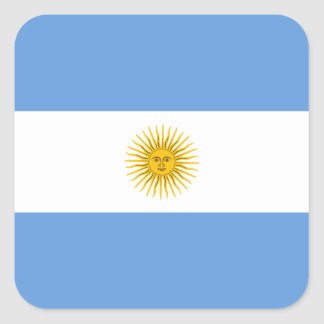 Argentina Flag Sticker