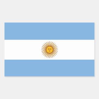 Argentina - Flag Sticker Bandeira Argentina