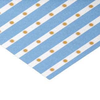 Argentina Flag Tissue Paper