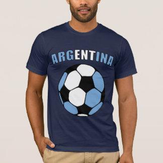 Argentina Footy (Dark) T-Shirt