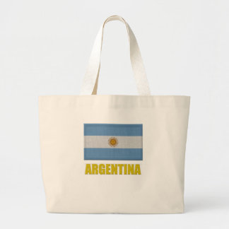 Argentina Gift Large Tote Bag