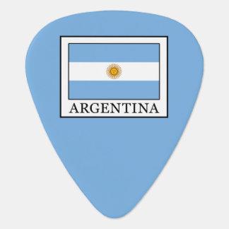 Argentina Guitar Pick