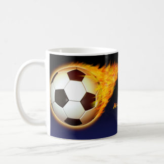 Argentina Hot Football Coffee Mug