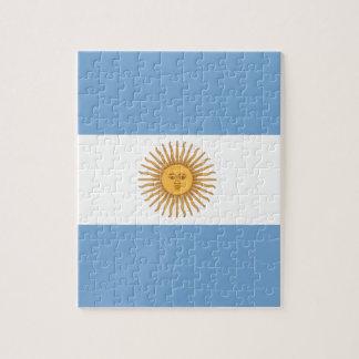 Argentina Jigsaw Puzzle
