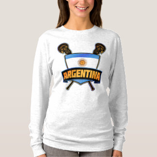 Argentina Lacrosse Logo Tee