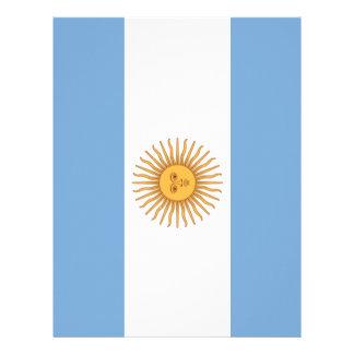 Argentina Letterhead