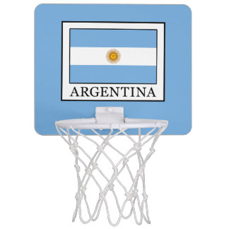 Argentina Mini Basketball Hoop