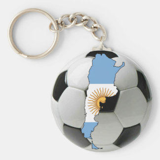 Argentina national team keychain