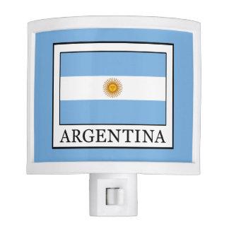 Argentina Nite Light