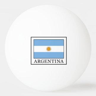 Argentina Ping Pong Ball