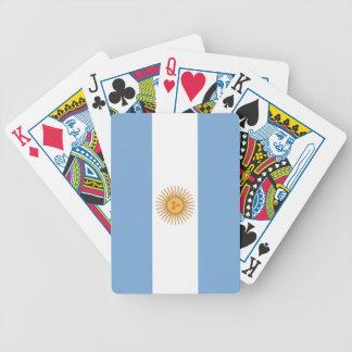 Argentina Poker Deck