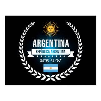 Argentina Postcard