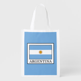 Argentina Reusable Grocery Bag