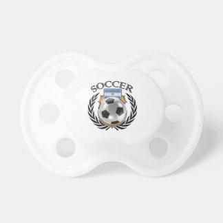 Argentina Soccer 2016 Fan Gear Pacifier