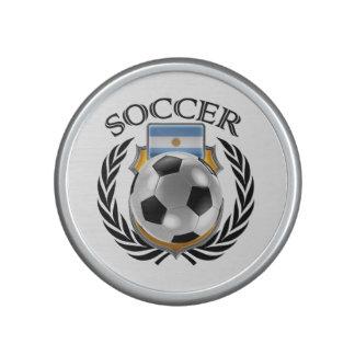 Argentina Soccer 2016 Fan Gear Speaker