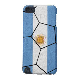 Argentina Soccer Ball iPod Touch Case