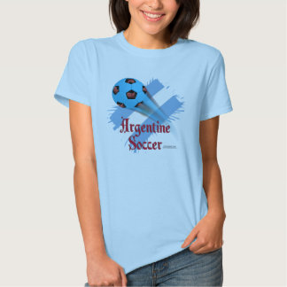 Argentina Soccer Bonanza Tshirts