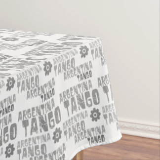 Argentina Tango Tablecloth