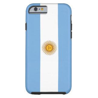 Argentina Tough iPhone 6 Case