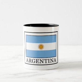 Argentina Two-Tone Coffee Mug