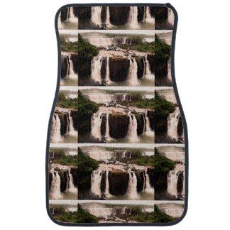 Argentina Waterfalls Floor Mat