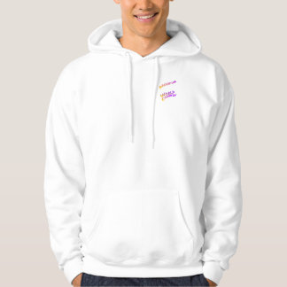 Argentina world country, colorful text art hoodie